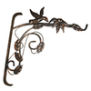 13-in Dragonfly Black with Bronze Plant Hook