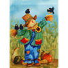 Rain or Shine 40-in x 28-in Fall Decorative Banner