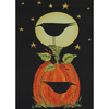 Rain or Shine 18-in x 12.5-in Fall Decorative Banner