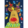 Rain or Shine 40-in x 28-in Christmas Decorative Banner