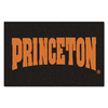 FANMATS 1-ft 7-in x 2-ft 6-in Rectangular NCAA Princeton Tigers Accent Rug