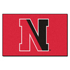 FANMATS 1-ft 7-in x 2-ft 6-in Rectangular NCAA Northeastern Huskies Accent Rug