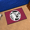 FANMATS Cal State- Chico Multicolor Rectangular Indoor Machine-Made Sports Throw Rug (Common: 1-1/2 x 2-1/2; Actual: 19-in W x 30-in L x 0-ft Dia)
