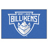 FANMATS 1-ft 7-in x 2-ft 6-in Rectangular NCAA Saint Louis Billikens Accent Rug