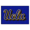 FANMATS 1-ft 7-in x 2-ft 6-in Rectangular NCAA UCLA Bruins Accent Rug