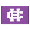 FANMATS College Of The Holy Cross Multicolor Rectangular Indoor Machine-Made Sports Throw Rug (Common: 1-1/2 x 2-1/2; Actual: 19-in W x 30-in L x 0-ft Dia)