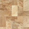 SwiftLock Plus Laminate 16-1/4-in W x 51-5/8-in L Rocky Mountain- Beige Sunset Laminate Flooring