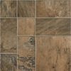 SwiftLock Plus Laminate 16-1/4-in W x 51-5/8-in L Desert Slate- Baked Earth Laminate Flooring