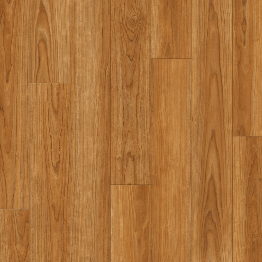 Shop Swiftlock Laminate Smooth Cherry Wood Planks Sample