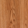Style Selections Laminate Embossed Oak Wood Planks Sample (Toffee Oak)