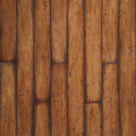 allen + roth 4-15/16-in W x 47-5/8-in L Burnished Autumn Maple