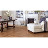 allen + roth 7.96-in W x 3.97-ft L Toasted Butternut Wood Plank Laminate Flooring