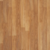 Style Selections Embossed Hickory Wood Planks Sample (Truffle Hickory)