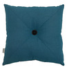 allen + roth Allen + Roth Blue Herringbone UV-Protected Outdoor Accent Pillow