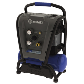 Kobalt 1 HP 2-Gallon 135 PSI Electric Air Compressor