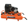 Industrial Air 1.9-HP 8-Gallon 155-PSI Electric Air Compressor
