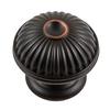 Sumner Street Vintage Oil-Rubbed Bronze Round Cabinet Knob