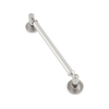Sumner Street 6-in Center-to-Center Polished Nickel Minted Bar Cabinet Pull