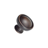 Sumner Street 1-Pack 1-1/8-in Oil-Rubbed Bronze Symmetry Round Cabinet Knob