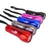 FrogLeggs 40-Lumen LED Handheld Battery Flashlight