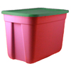 Centrex Plastics, LLC 20-Gallon Tote with Standard Snap Lid