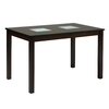 Baxton Studio Baxton Dark Brown Rectangular Dining Table