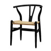 Baxton Studio Black Accent Chair