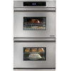 Dacor 30-in Self-Cleaning Convection Double Electric Wall Oven (Stainless Steel)