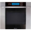 Dacor 30-in Self-Cleaning Convection Single Electric Wall Oven (Black)