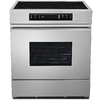 Dacor 30-in Freestanding Smooth Surface 3.9 cu ft Self-Cleaning Convection Electric Range (Stainless Steel)