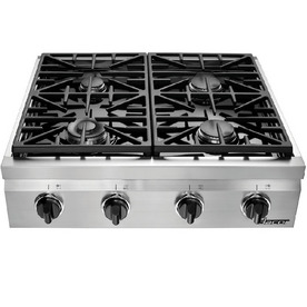 Dacor 30-in 4-Burner Gas Cooktop (Stainless)