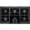 Dacor 36-in 5-Burner Gas Cooktop (Black)