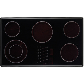 Dacor 36-in Smooth Surface Electric Cooktop