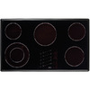 Dacor Renaissance 5-Element Smooth Surface Electric Cooktop (Black) (Common: 36-in; Actual 36.25-in)