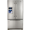 Dacor Renaissance 19.9-cu ft Counter-Depth French Door Refrigerator with Single Ice Maker (Stainless Steel) ENERGY STAR