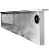 Dacor 30-in Downdraft Range Hood (Stainless Steel)