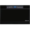 Dacor 23.8125-in 1 cu ft Microwave Drawer (Black)