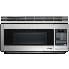 Dacor 1.1-cu ft Over-The-Range Convection Oven Microwave with Sensor Cooking Controls (Stainless Steel) (Actual: 29.93-in)