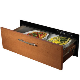 Dacor Warming Drawer (Custom Integrated Panel) (Common: 24-in; Actual 24-in)