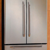 Dacor Chrome Handles for Epicure 36-in Refrigerator