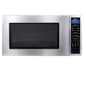 Dacor 2-cu ft 1,100-Watt Countertop Microwave (Stainless Steel)