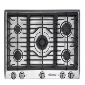 Dacor 30-in 5-Burner Gas Cooktop (Stainless)