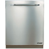 Dacor Renaissance 48-Decibel Built-In Dishwasher (Stainless Steel) (Common: 24-in; Actual 24-in) ENERGY STAR