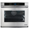 Dacor Renaissance Self-Cleaning Convection Single Electric Wall Oven (Stainless Steel) (Common: 27-in; Actual 27-in)