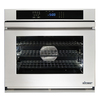 Dacor Renaissance Self-Cleaning Convection Single Electric Wall Oven (Stainless Steel) (Common: 30-in; Actual 30-in)