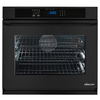 Dacor Renaissance Self-Cleaning Convection Single Electric Wall Oven (Black Glass) (Common: 30-in; Actual 30-in)