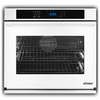 Dacor Renaissance Self-Cleaning Convection Single Electric Wall Oven (White Glass) (Common: 30-in; Actual 30-in)