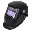 Smarter Tools Auto Darkening Variable Shade Black Matte Welding Helmet