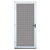 TITAN Meshtec White Aluminum Surface Mount Security Door (Common: 32-in x 80-in; Actual: 34.5-in x 81.6-in)