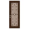 TITAN Winchester Powder-Coat Copperclad Aluminum Surface Mount Single Security Door (Common: 36-in x 96-in; Actual: 38.5-in x 97.563-in)